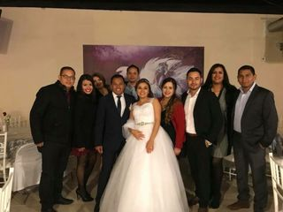 La boda de Omar  y Brisa  1