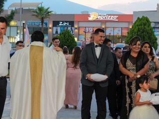 La boda de Fernanda y Edson 1