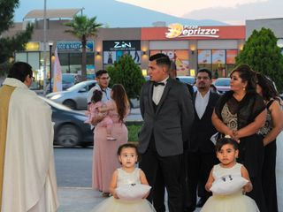 La boda de Fernanda y Edson 2