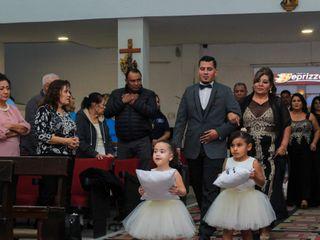 La boda de Fernanda y Edson