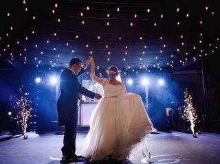 La boda de Angie y Gerardo