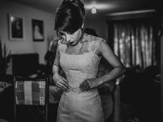 La boda de Karina  y Diego  1