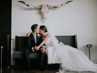 La boda de Karina  y Diego  3
