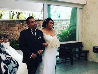 La boda de Stephani  y José Roberto