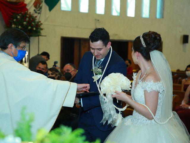 La boda de Jose Luis y Gloria en Tlajomulco de Zúñiga, Jalisco 21