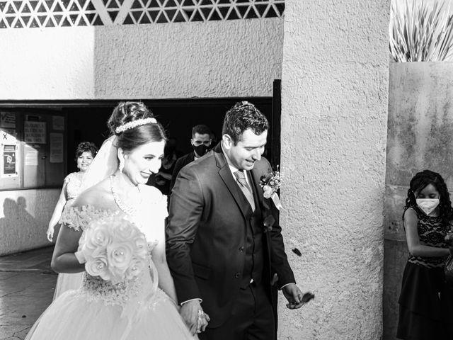 La boda de Jose Luis y Gloria en Tlajomulco de Zúñiga, Jalisco 23