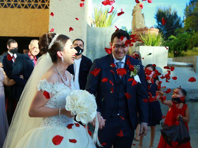 La boda de Jose Luis y Gloria en Tlajomulco de Zúñiga, Jalisco 24
