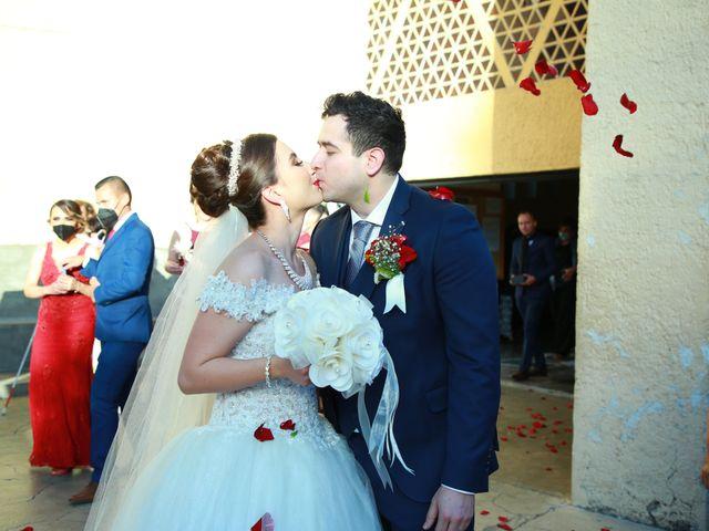 La boda de Jose Luis y Gloria en Tlajomulco de Zúñiga, Jalisco 25