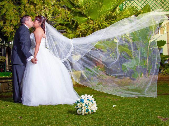 La boda de Ana Lilia y Gerardo