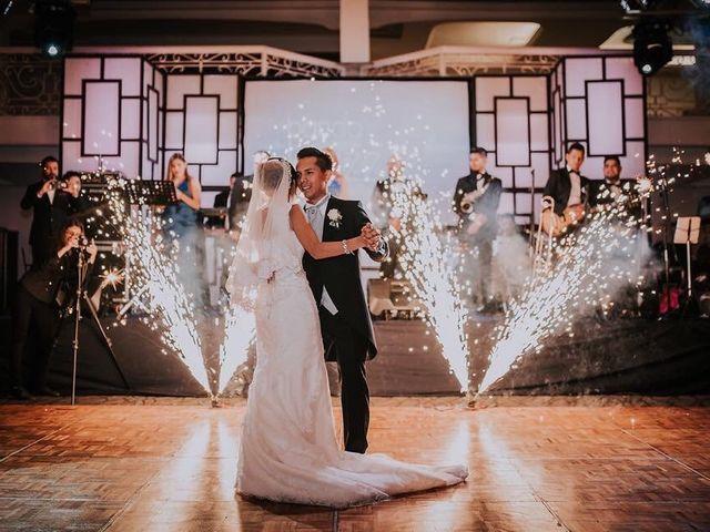 La boda de Karina  y Diego