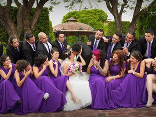 La boda de Nallely y David  2