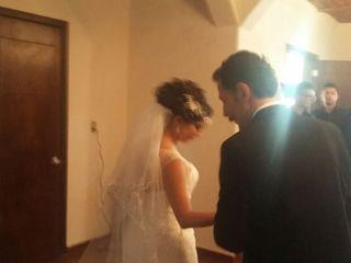 La boda de Nallely y David  3