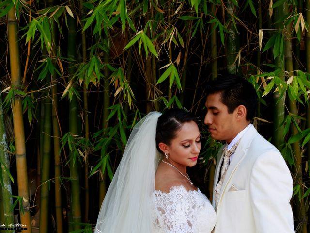 La boda de Sarahi y Vinicio