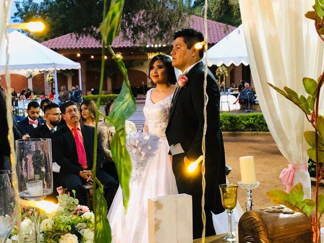 La boda de Lilia Asseneth  y Aarón