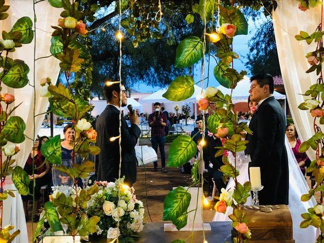 La boda de Aarón y Lilia Asseneth  en Ciudad Obregón, Sonora 1
