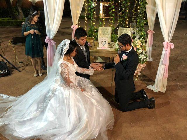 La boda de Aarón y Lilia Asseneth  en Ciudad Obregón, Sonora 2