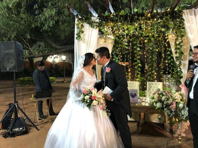 La boda de Aarón y Lilia Asseneth  en Ciudad Obregón, Sonora 4