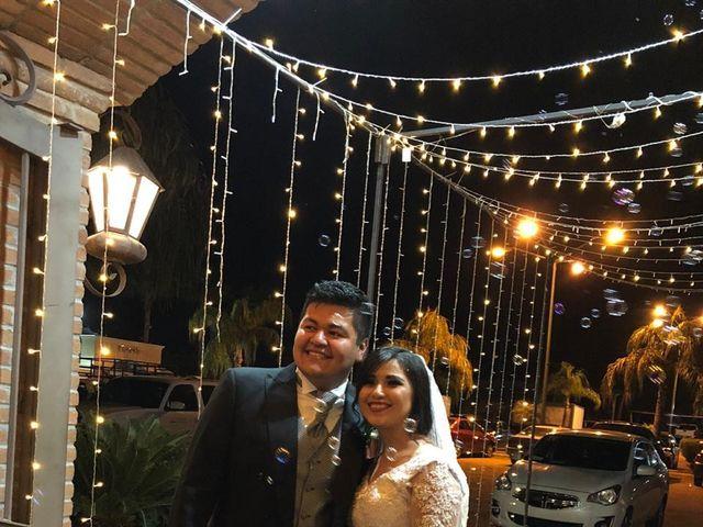 La boda de Aarón y Lilia Asseneth  en Ciudad Obregón, Sonora 8