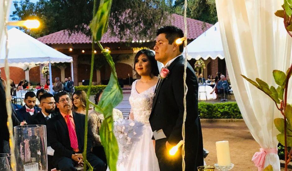 La boda de Aarón y Lilia Asseneth  en Ciudad Obregón, Sonora
