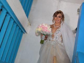La boda de Joselyne y Javier 1