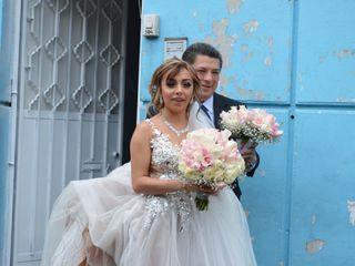La boda de Joselyne y Javier 2