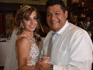 La boda de Joselyne y Javier