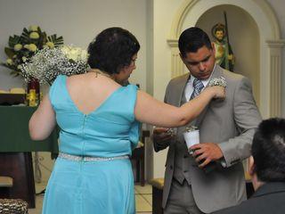 La boda de Edith y Manuel 1