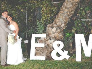 La boda de Edith y Manuel