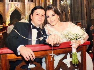 La boda de Karina  y Juan carlos
