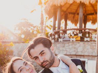 La boda de Ashley y Kasra 3