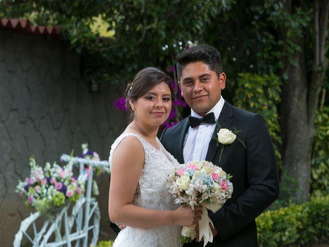 La boda de Zulim y Luis