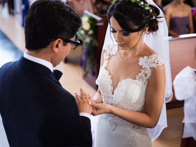 La boda de Aidee y Luis