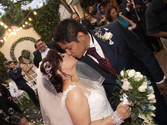 La boda de Catherine y Yael