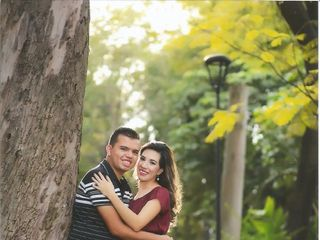La boda de Evelyn y Alfonso 2