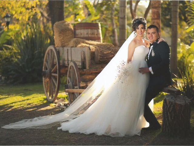 La boda de Alfonso y Evelyn en Tlaquepaque, Jalisco 1