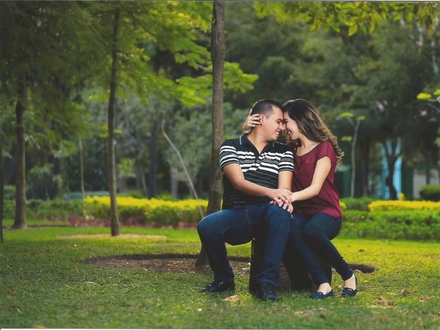 La boda de Alfonso y Evelyn en Tlaquepaque, Jalisco 6