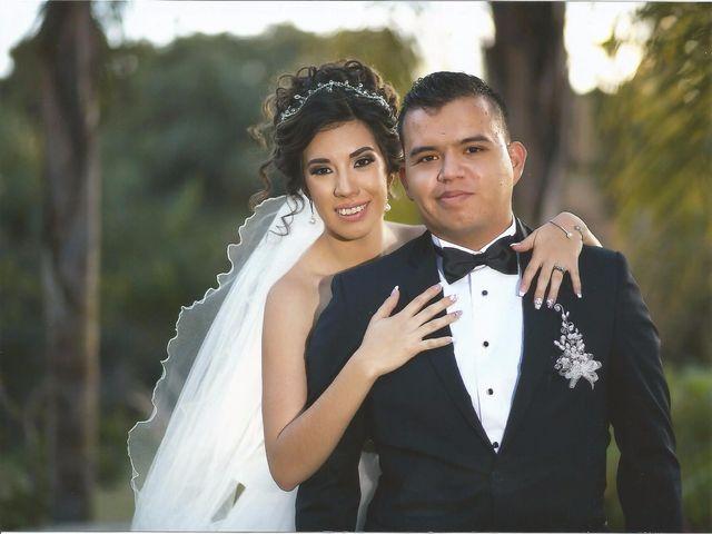 La boda de Evelyn y Alfonso