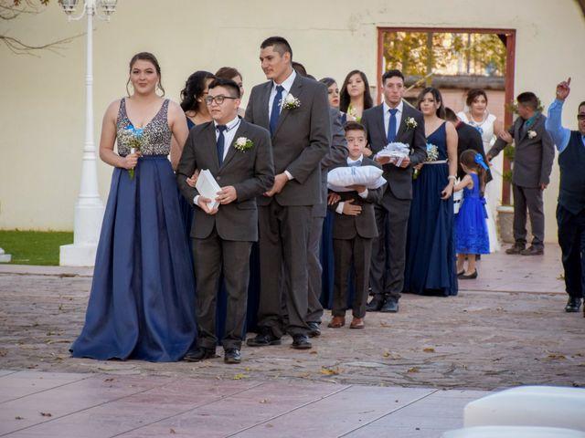 La boda de Gerardo y Paulina en Chihuahua, Chihuahua 10
