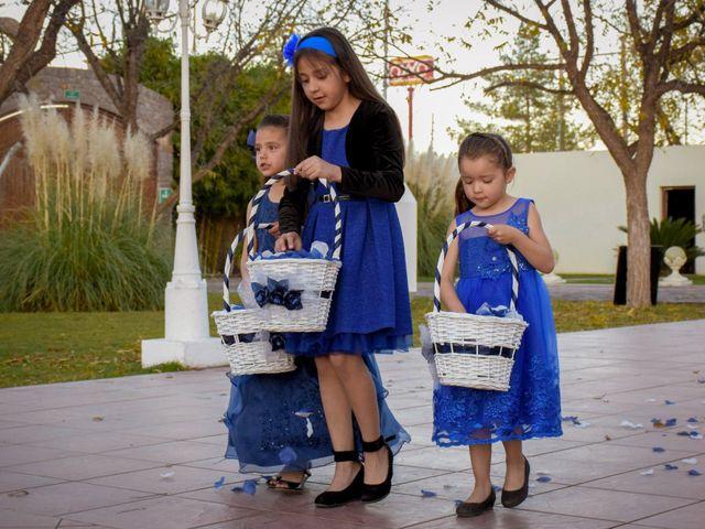 La boda de Gerardo y Paulina en Chihuahua, Chihuahua 11