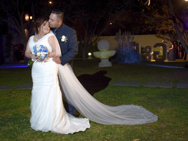 La boda de Gerardo y Paulina en Chihuahua, Chihuahua 17