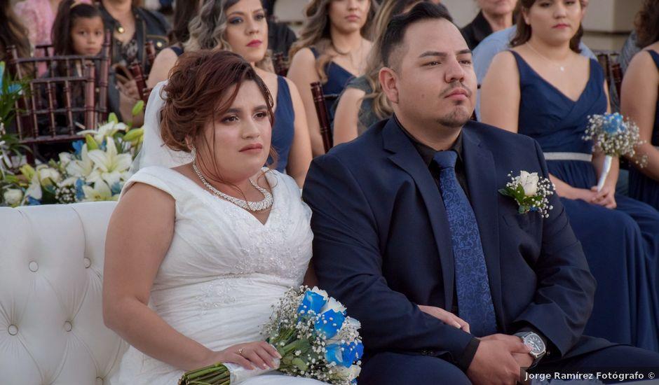 La boda de Gerardo y Paulina en Chihuahua, Chihuahua