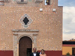 La boda de Carolina y Alonso 1