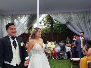 La boda de Carolina y Alonso
