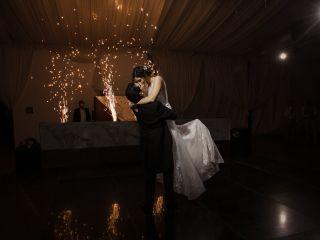 La boda de Nayeli y Andrés