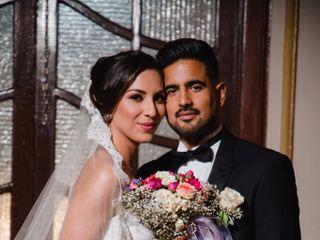 La boda de Karen y José