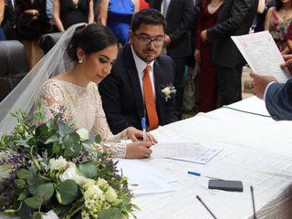 La boda de Alexis  y Rodrigo