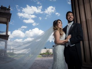 La boda de Lumali y Hugo 1