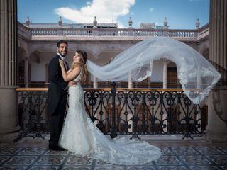La boda de Lumali y Hugo