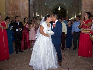 La boda de Aida y Emmanuel