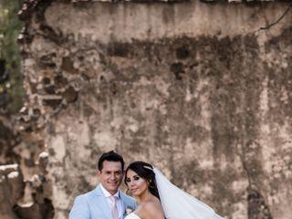 La boda de Lety y Rafa